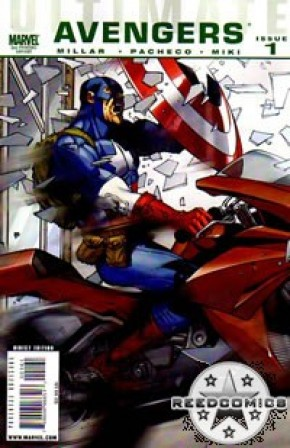 Ultimate Comics Avengers #1 (2nd Print)