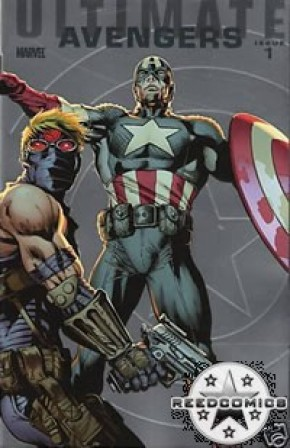 Ultimate Comics Avengers #1 (1 in 25 Incentive)