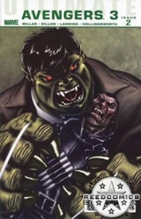 Ultimate Comics Avengers 3 #2
