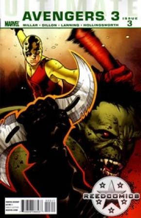 Ultimate Comics Avengers 3 #3