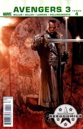 Ultimate Comics Avengers 3 #4