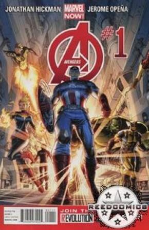 Avengers Volume 5 #1