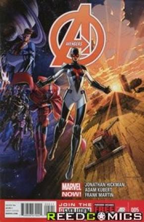 Avengers Volume 5 #5