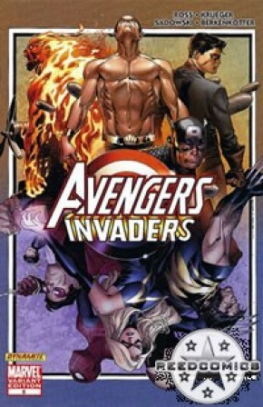 Avengers Invaders #6 (1:25 Incentive)