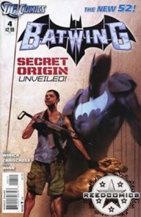 Batwing #4