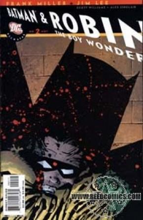 All Star Batman & Robin #2 (Cover A)
