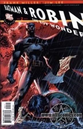 All Star Batman & Robin #2 (Cover B)