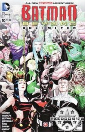 Batman Beyond Unlimited #10