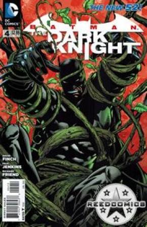 Batman The Dark Knight Volume 2 #4 (2nd Print)