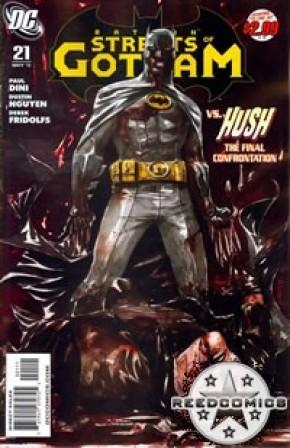 Batman Streets of Gotham #21