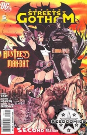 Batman Streets of Gotham #5