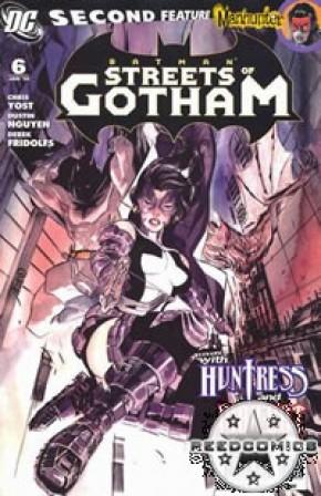 Batman Streets of Gotham #6
