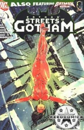 Batman Streets of Gotham #7
