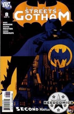 Batman Streets of Gotham #8