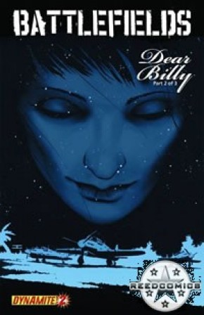 Garth Ennis Battlefields Dear Billy #2