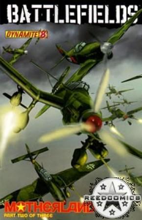 Garth Ennis Battlefields #8