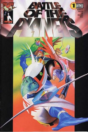 Battle of the Planets #1 (Cover A)