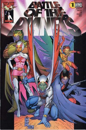 Battle of the Planets #1 (Cover B)