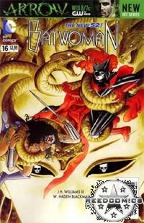Batwoman #16