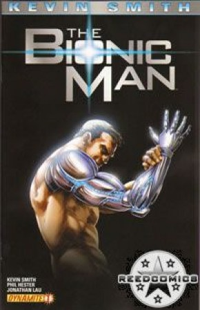 Bionic Man by Kevin Smith #1 (1:20 Incentive)