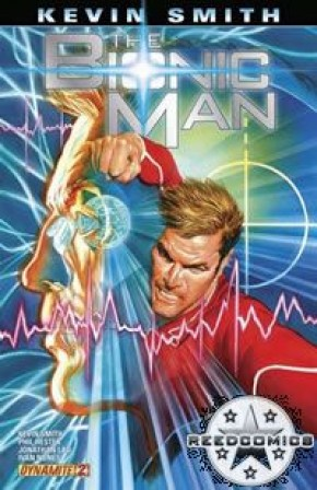 Bionic Man by Kevin Smith #2