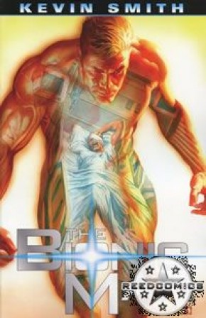 Bionic Man by Kevin Smith #3