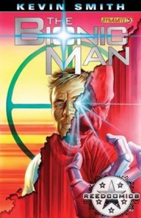 Bionic Man by Kevin Smith #5