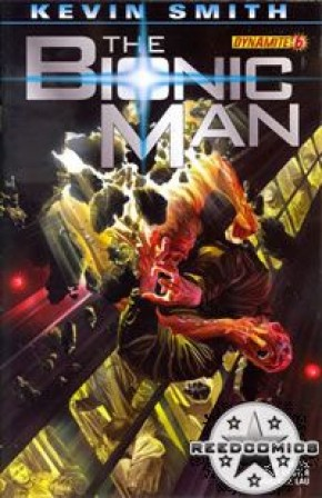 Bionic Man by Kevin Smith #6