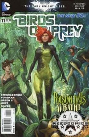 Birds of Prey Volume 3 #11