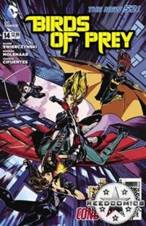 Birds of Prey Volume 3 #14