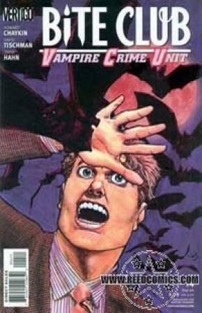 Bite Club (2nd Series) Vampire Crime Unit #4