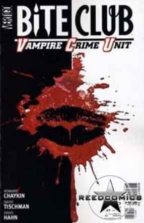 Bite Club (2nd Series) Vampire Crime Unit #5