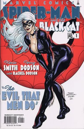 Spiderman Black Cat #1