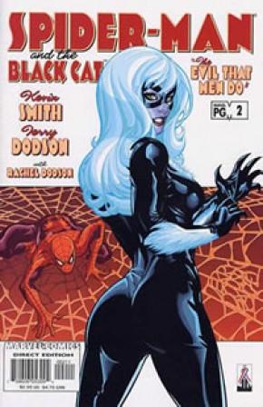 Spiderman Black Cat #2