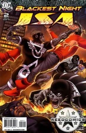 Blackest Night JSA #2