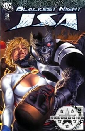 Blackest Night JSA #3