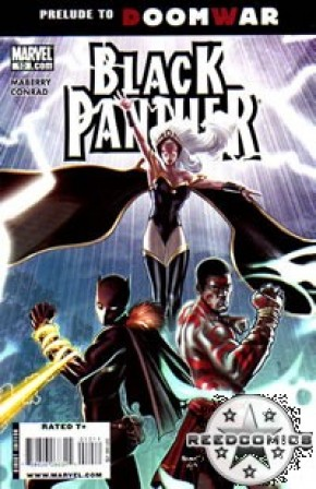 Black Panther (Current Series) #10
