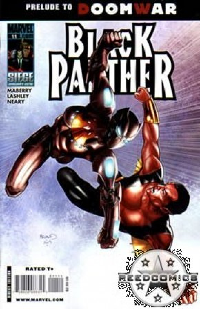 Black Panther (Current Series) #11