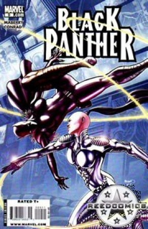 Black Panther (Current Series) #9