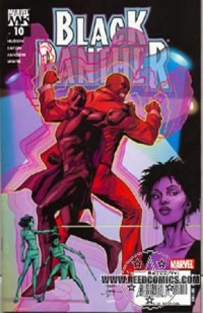 Black Panther Volume 3 #10