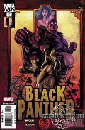 Black Panther Volume 3 #11