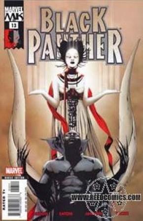 Black Panther Volume 3 #13