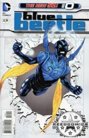 Blue Beetle Volume 8 #0