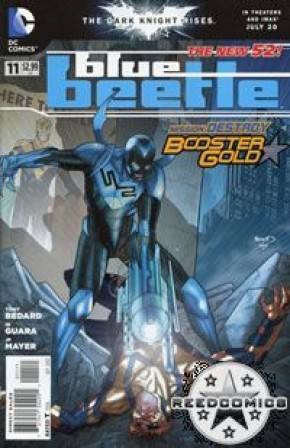 Blue Beetle Volume 8 #11