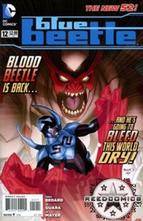 Blue Beetle Volume 8 #12