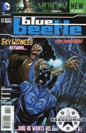 Blue Beetle Volume 8 #13