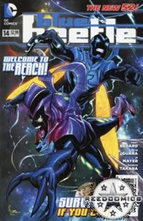 Blue Beetle Volume 8 #14