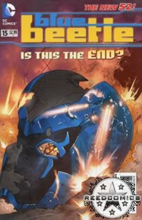 Blue Beetle Volume 8 #15