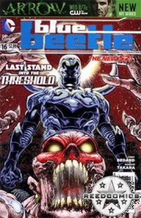 Blue Beetle Volume 8 #16