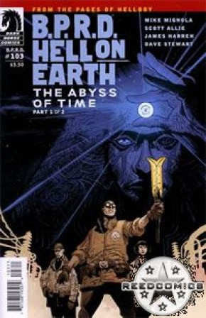 BPRD Hell On Earth #103 The Abyss of Time #1